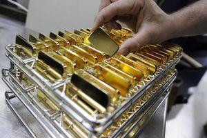 Giá vàng ngày 31/10: Thị trường giảm sâu do ảnh hưởng của đồng USD