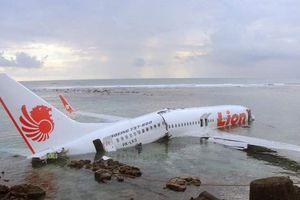 Tranh cãi quanh việc máy bay Lion Air rơi chỉ sau 13 phút cất cánh