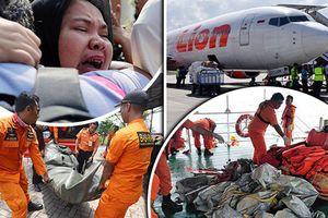 'Điềm gở' xuất hiện trước chuyến bay định mệnh của Lion Air cướp đi sinh mạng 189 người