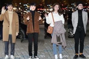 Liên hoan 'Lang quân 100 ngày': Vắng Nam Ji Hyun, Han So Hee bỗng vụt sáng bên D.O. (EXO) - Phát hiện 'mỹ nam' giống V (BTS)