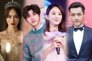 BXH sao quyền lực cuối tháng 10 Weibo: Thái Từ Khôn dẫn đầu, Đường Yên thế chỗ Triệu Lệ Dĩnh - Hồ Ca tăng 38 hạng