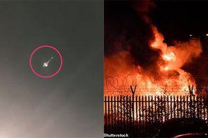 Công bố video ám ảnh ghi lại khoảnh khắc cuối cùng của chiếc trực thăng chở ông chủ CLB Leicester