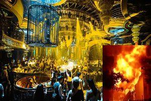 Bên trong không gian choáng ngợp đẳng cấp của quán bar vừa bị hỏa hoạn thiêu rụi ở Sài Gòn