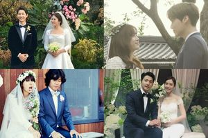Không chỉ Song Hye Kyo và Song Joong Ki, đây là những cặp vợ chồng nghệ sĩ nổi tiếng chưa chịu sinh con