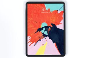 iPad Pro 2018 nhanh hơn 90%, màn hình lớn và USB-C