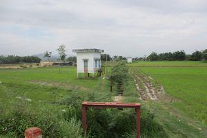 Bình Định: Cần làm rõ việc xây dựng thanh giằng bằng bê tông cốt gỗ trên hệ thống kênh mương ở xã Phước Quang