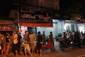 Cà Mau: Đôi nam nữ chết bất thường trong tiệm hớt tóc