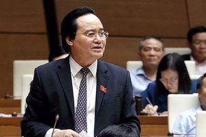 Bộ trưởng Phùng Xuân Nhạ: Vụ 'SV mua bán dâm 4 lần' là do cán bộ ý thức trách nhiệm kém