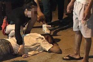 Va chạm nhẹ, người đi xe Mazda rút súng bắn tài xế taxi rồi cán qua nạn nhân