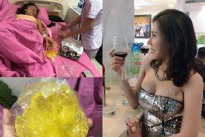 'Thánh nữ bolero dance' Ivy Trần tiếp tục bơm silicon sau khi nổ túi ngực vì 'chồng quá đam mê ngực bự'