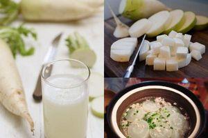 Loại thực phẩm quen thuộc được chuyên gia Đông y khuyên dùng để chữa ho, viêm họng cực hiệu quả