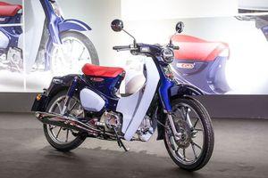 Honda Super Cub C125 giá gần 85 triệu đồng, đắt ngang Honda SH
