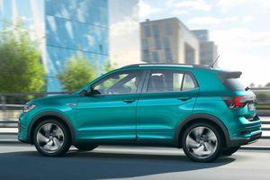 Volkswagen ra mắt T-Cross 2019, đối thủ mới của Hyundai Kona