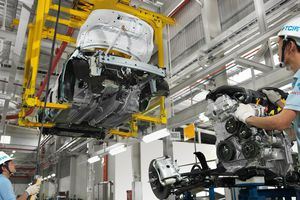 Công nghiệp hỗ trợ ngành ôtô: Chuyện 'hôm qua' nhưng... vẫn là chuyện 'hôm nay'