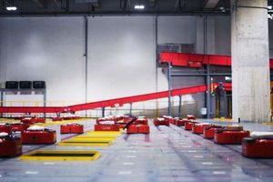 Nhà kho vận hành hoàn toàn bởi robot đầu tiên trên thế giới