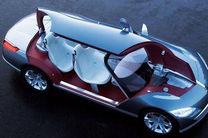 7 mẫu concept nổi tiếng của các hãng xe lớn