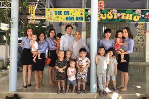 BIDV Phú Mỹ gắn kinh doanh với công tác an sinh xã hội