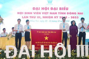 Chị Hồ Hồng Nguyên tái đắc cử Chủ tịch Hội Sinh viên tỉnh