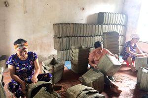 Sản xuất công nghiệp - tiểu thủ công nghiệp ở Yên Mô tăng trưởng khá