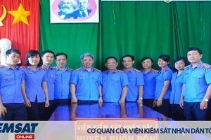 Đắk Lắk: Chi bộ VKSND huyện Buôn Đôn với công tác đấu tranh phòng, chống tội phạm