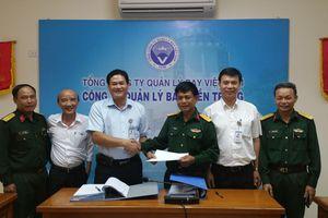 Hội nghị ký kết Văn bản hiệp đồng giữa Công ty Quản lý bay miền Trung và Bộ tham mưu Quân khu 5