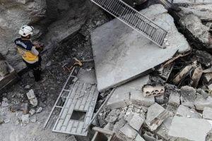Nga tố phiến quân chuẩn bị tấn công hóa học, 'chảo lửa' Idlib nóng trở lại