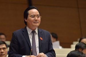 Bộ trưởng Giáo dục trả lời về thông tin gây 'bão' dư luận