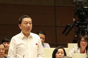 Bộ trưởng Tô Lâm nêu 4 giải pháp đấu tranh phòng, chống tội phạm ma túy