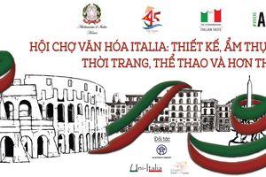 Biến Hoàng Thành Thăng Long thành quảng trường Italia dịp cuối tuần