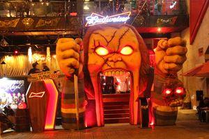 Những địa điểm vui chơi Halloween tại TP Hồ Chí Minh