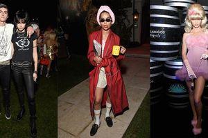 Sao Hollywood nô nức hóa trang ấn tượng để đón Halloween 2018