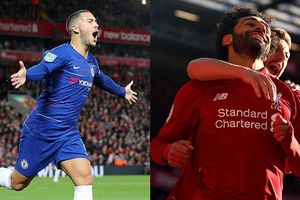 BXH 10 cầu thủ xuất sắc nhất Premier League 18/19: Hazard bỏ xa Salah
