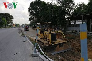 Quảng Ngãi: Nham nhở dự án nâng cấp mở rộng Quốc lộ 1A