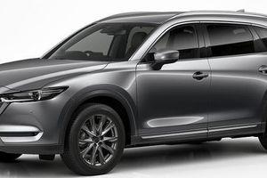 Mazda CX-8 được nâng cấp tại Nhật Bản, giống với Mazda CX-5