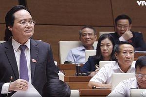 Ngày thứ 2, Quốc hội tiếp tục chất vấn các thành viên Chính phủ