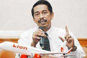 Indonesia cách chức giám đốc Lion Air vì vụ rơi máy bay chở 189 người