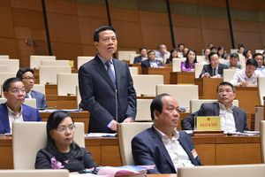 Tân Bộ trưởng Nguyễn Mạnh Hùng: 'MXH không phải ảo nữa mà thật rồi'