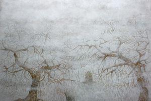 Khám phá 'Miền cổ tích' của họa sĩ Nguyễn Quốc Huy