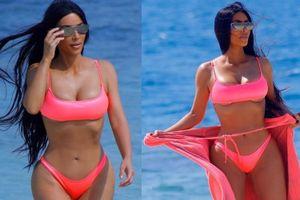 Kim Kardashian khoe dáng cực sexy