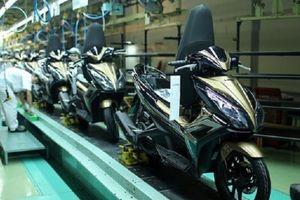 Honda đã sản xuất 25 triệu chiếc xe máy tại Việt Nam
