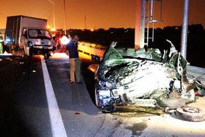 Tai nạn thảm khốc trên cao tốc Hạ Long – Hải Phòng, 4 người thương vong
