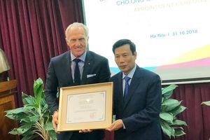 Tay golf Greg Norman trở thành Đại sứ Du lịch Việt Nam