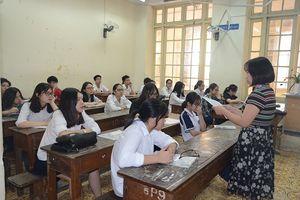 Hà Nội công bố đề thi tham khảo kỳ thi tuyển sinh lớp 10 năm học 2019-2020