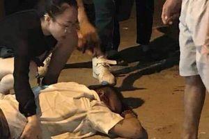Hà Nội: Danh tính tài xế taxi bị bắn rồi cán qua người sau va chạm giao thông