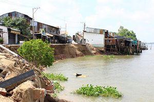 ECSS 2018: đã có phương pháp định lượng cảnh báo điểm nóng sạt lở bờ sông