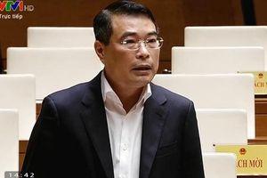 Thống đốc Lê Minh Hưng nói gì trước Quốc hội về thanh toán không dùng tiền mặt?