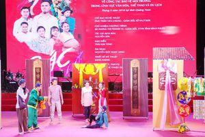 Bình Phước: Công diễn các tiết mục đạt giải tại các Liên hoan, Hội thi, Hội diễn nghệ thuật toàn quốc