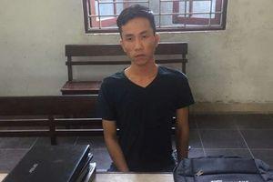 Bắt nam thanh niên chuyên đột nhập phòng trọ trộm laptop của sinh viên Đà Nẵng
