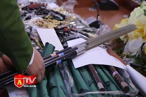 Chặn nguồn phát sinh tội phạm từ công tác quản lý vũ khí, vật liệu nổ, công cụ hỗ trợ