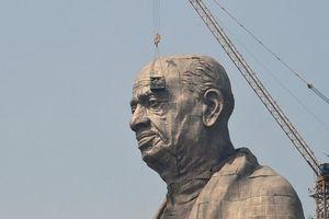 Bức tượng lớn nhất thế giới bị chỉ trích, Ấn Độ quyết định xây thêm tượng khổng lồ thứ hai